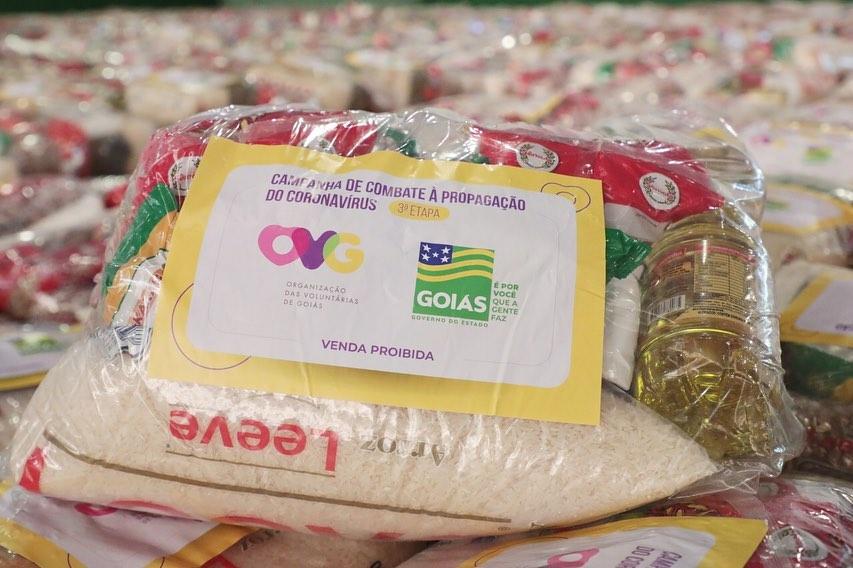 Cestas Básicas - Foto: OVG
