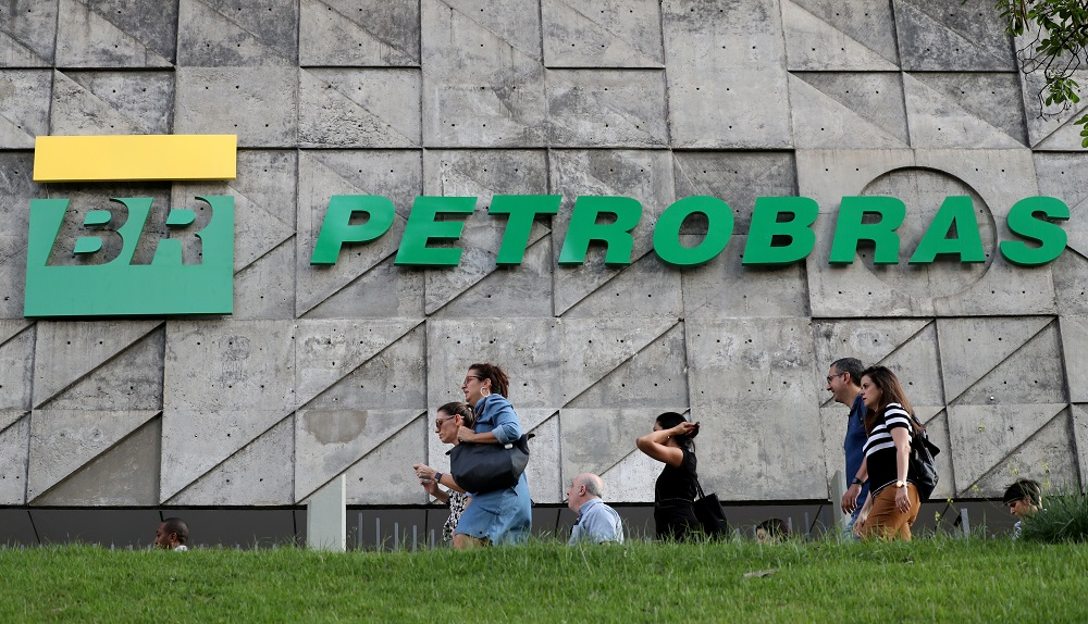 Sede da Petrobras.   Foto: Divulgação