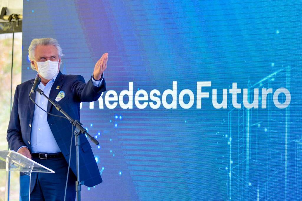 Caiado reforça a importância da energia elétrica para promoção do desenvolvimento regional no estado de Goiás