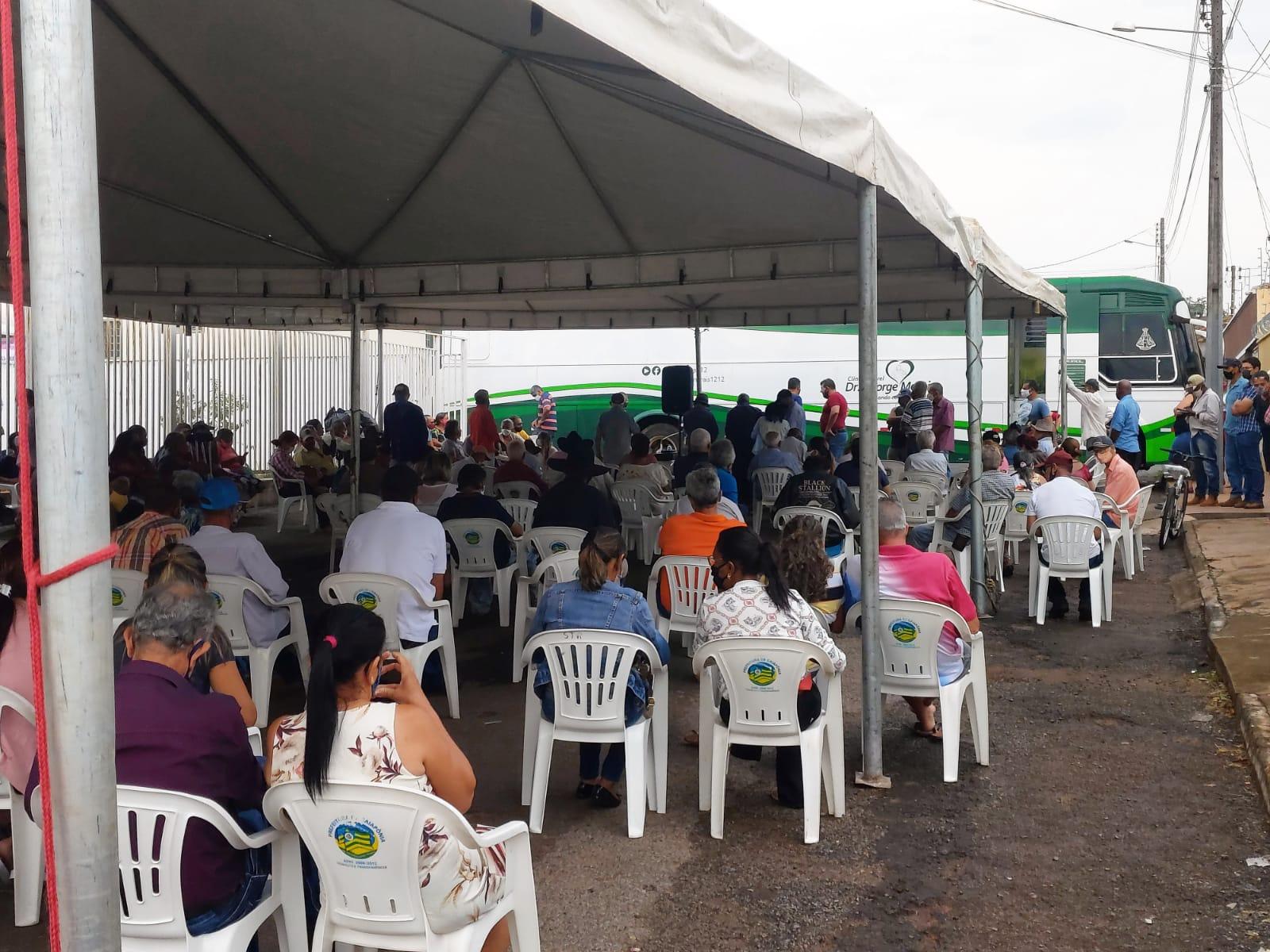 Programa Saúde em Movimento, atende cerca de 400 pessoas em Caiapônia