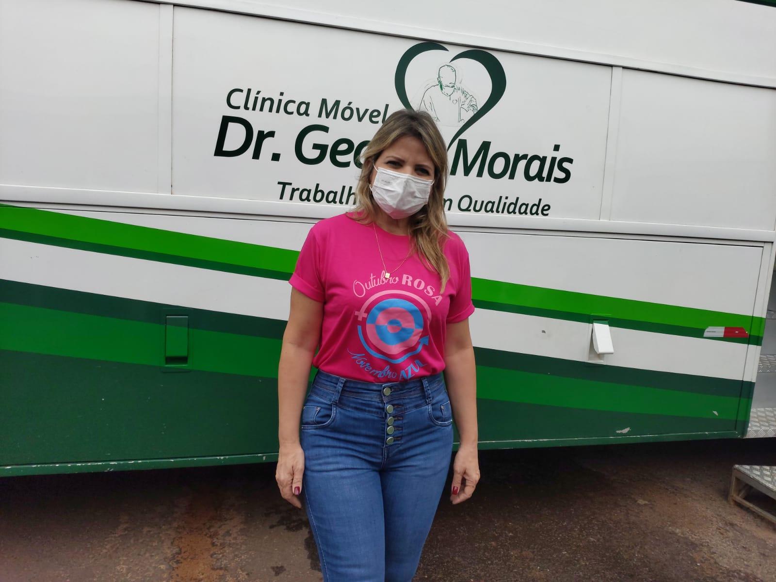 Deputada Federal Flávia Morais - Foto: Divulgação