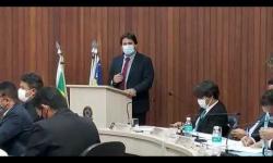 Vereador Maurinho de Paula agradece Cristiano Galindo por esclarecimentos