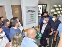 Prefeitura de Aparecida entrega série de obras para a população