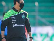 Juventude demite técnico Marquinhos Santos, após 5 jogos sem vitórias