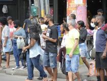 Covid-19: Brasil tem 183 mortes e 21,6 milhões de casos em 24 horas