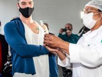 Capital paulista mantém vacinação contra covid-19 no fim de semana