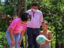 CRAS volante atende famílias na zona rural de Senador Canedo