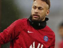 Neymar se recupera e pode atuar no duelo PSG x Olympique Marseille