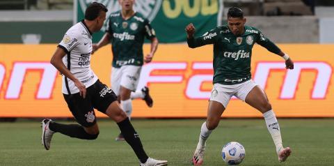 Corinthians e Palmeiras disputam Dérbi na 22ª rodada do Brasileiro