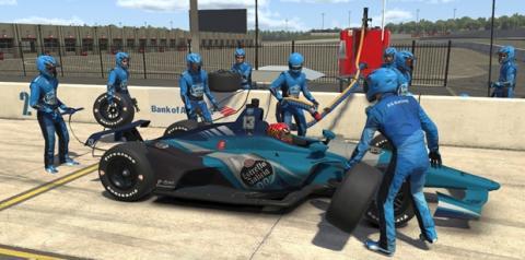 EG Racing faz sua estreia no automobilismo virtual brasileiro