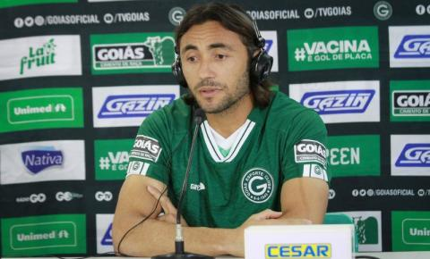 Apodi é apresentado e pode estrear pelo Goiás já nesta sexta