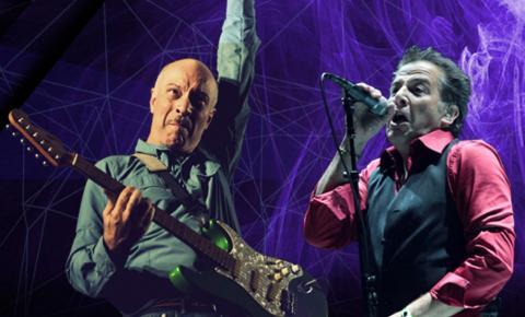 Banda Ira! confirma show em Curitiba para marcar o Dia Mundial do Rock