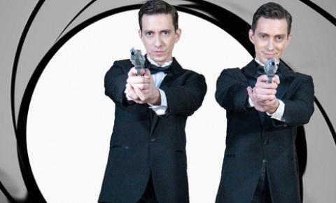 Fundação do Livro e Leitura exibe minissérie musical sobre James Bond
