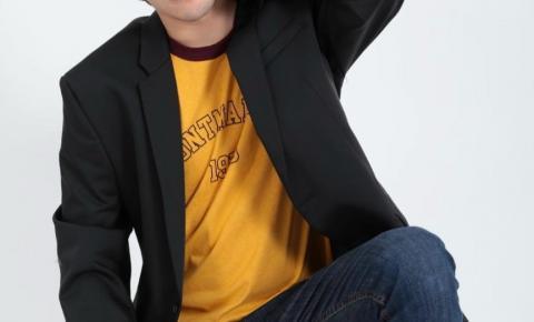 Pedro David tem novo papel de destaque no cinema, agora em 'Fazendo Meu Filme'