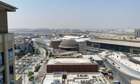 Dubai tenta recuperar turismoapós impacto depandemia