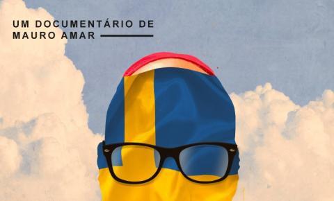 Cineasta paulistano Mauro Amar lança Introdução ao Sueco, obra autobiográfica