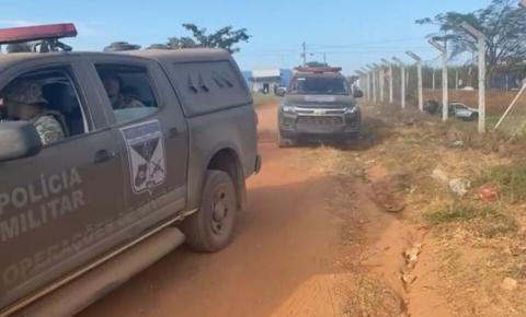 Suspeito de chacina está praticamente cercado em área de 10 km², diz SSP