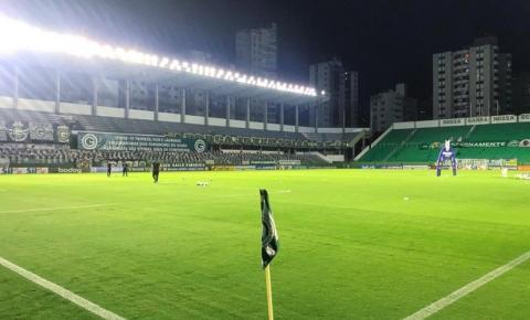 Goiás x CRB: veja onde assistir, escalações, desfalques e arbitragem da partida