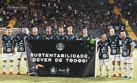 Copa Verde: Remo promove ação para arrecadar garrafas para reciclagem