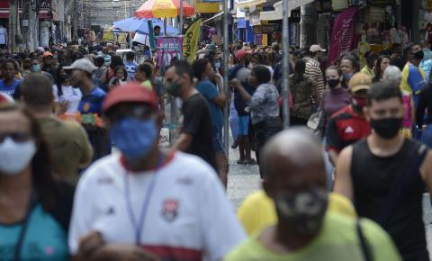 Covid-19: Brasil registra 15.609 casos e 373 mortes em 24 horas