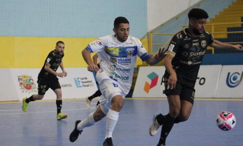São José-SP vence Marechal-PR de virada em 1º jogo das oitavas da LNF