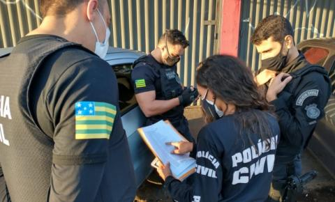 Advogadas são presas por participação em esquema de tráfico de droga