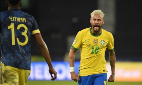 Virada brasileira tem ira de Tite, pose em vestiário e provocação de Richarlison: