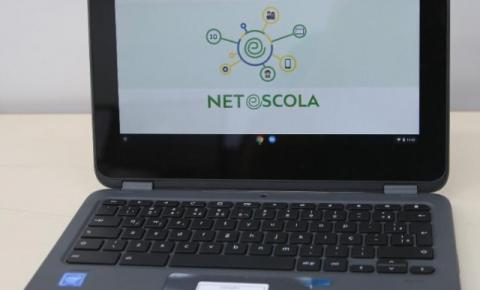 Governo de Goiás entrega 60 mil notebooks para alunos da 3ª série do Ensino Médio