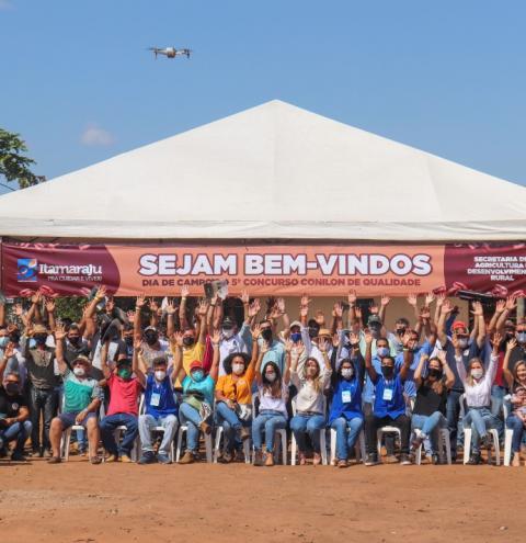 5º Concurso Regional Conilon de Qualidade adia de encerramento