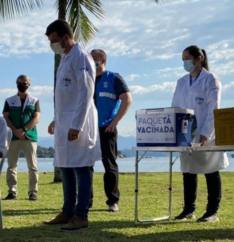 Covid-19: Brasil registra 11.716 novos casos e 318 mortes
